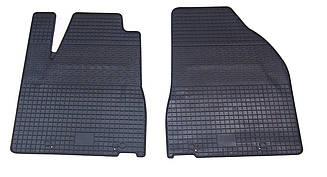 Коврики резиновые в салон для Lexus RX 2003- (ПЕРЕД) (PolyteP_Clasic)
