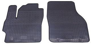 Коврики резиновые в салон для Mazda 3 2004-/2009- (ПЕРЕД) (PolyteP_LUX)