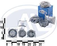 Ремкомплект ступицы ВАЗ 2121-21214, 2123, (2007108 2 шт., сальник 2 шт., гайка) комплект. 21210-31030