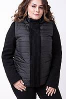 Куртка демисезонная больших размеров от 48 до 64