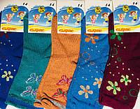 Носки детские демисезонные Classic девочка размер 14(23-25), ассорти