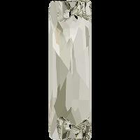 Камені Swarovski пришивні 3255 Crystal Silver Shade uno folling