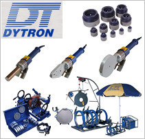 Сварочное оборудование Dytron для труб Ø160-900 мм