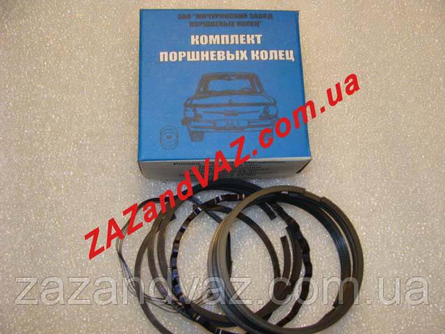 Поршневі кільця 76.4 ЗАЗ 40 968 М Росія Мічурін