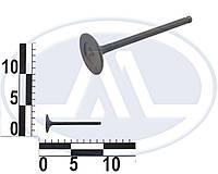 Клапан впускной GEELY FC Vision/Emgrand EC-7/SL. 1136000091