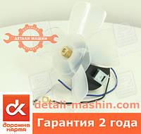 """Электродвигатель отопителя 2101, 2102, 2103, 2104, 2105, 2106, 2107 """"ДК"""" МЭ255 в сборе с вентилятором"""