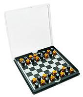 Шахматы пластик.магнит. 10*10 (725-А85)