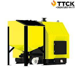 Пеллетный твердотопливный котел KRONAS PROM-COMBI мощностью 97 кВт