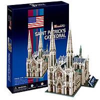 df48b2612b478e 3D-конструктор CubicFun Белый дом (C01060), цена 163 грн., купить в ...