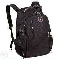 Рюкзак городской, офисный для ноутбука  SWISSGEAR № 10 - 30л +Rain cover, фото 1