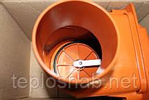 Обратный (запорный) клапан Мпласт Ø 110 канализационный, фото 3