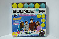 Игра настольная Bounce Off мини пин понг