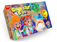 Набор для проведения опытов Chemisty Kids №3 Danko Toys