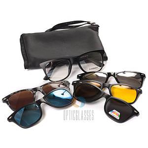 Поляризованные очки со сменными линзами Eldorado 2208