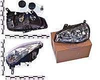 Фара левая ВАЗ 1118, 1117, 1119 Калина (стекло) (под 4 лампочки). 1181.3711 (ФОРМУЛА СВЕТА)