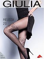 Колготы женские с узором GIULIA Melissa 20 (1)