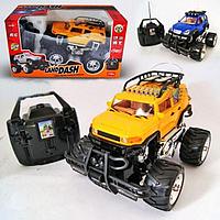 Джип радиоуправляемый на аккумуляторах, с резиновыми колесами, 3 вида