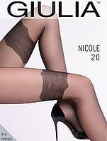 Колготы женские с узором GIULIA Nicole 20 (2)