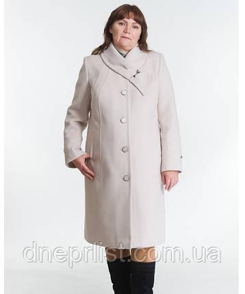 Пальто зимнее женское № 23 (р.50), фото 2
