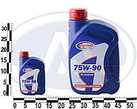 Масло трансмиссионное Агринол Platinum SAE 75w90 GL-5 1л. Platinum75w90GL-5-1