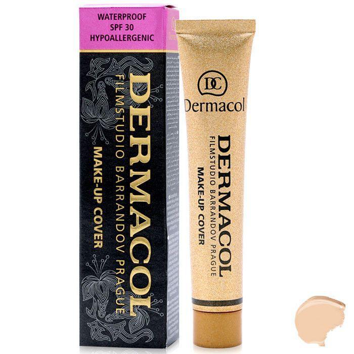 Супер тональный крем Dermacol Make-Up 207