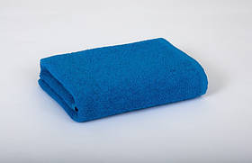 Полотенце махровое Lotus 70*140 синее