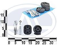 Ремкомплект крепления глушителя ВАЗ 2170. 21700-1200800-86