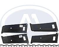 Обивка центральной стойки ВАЗ 2108 (комплект левая+ правая). 2108-5402124/25