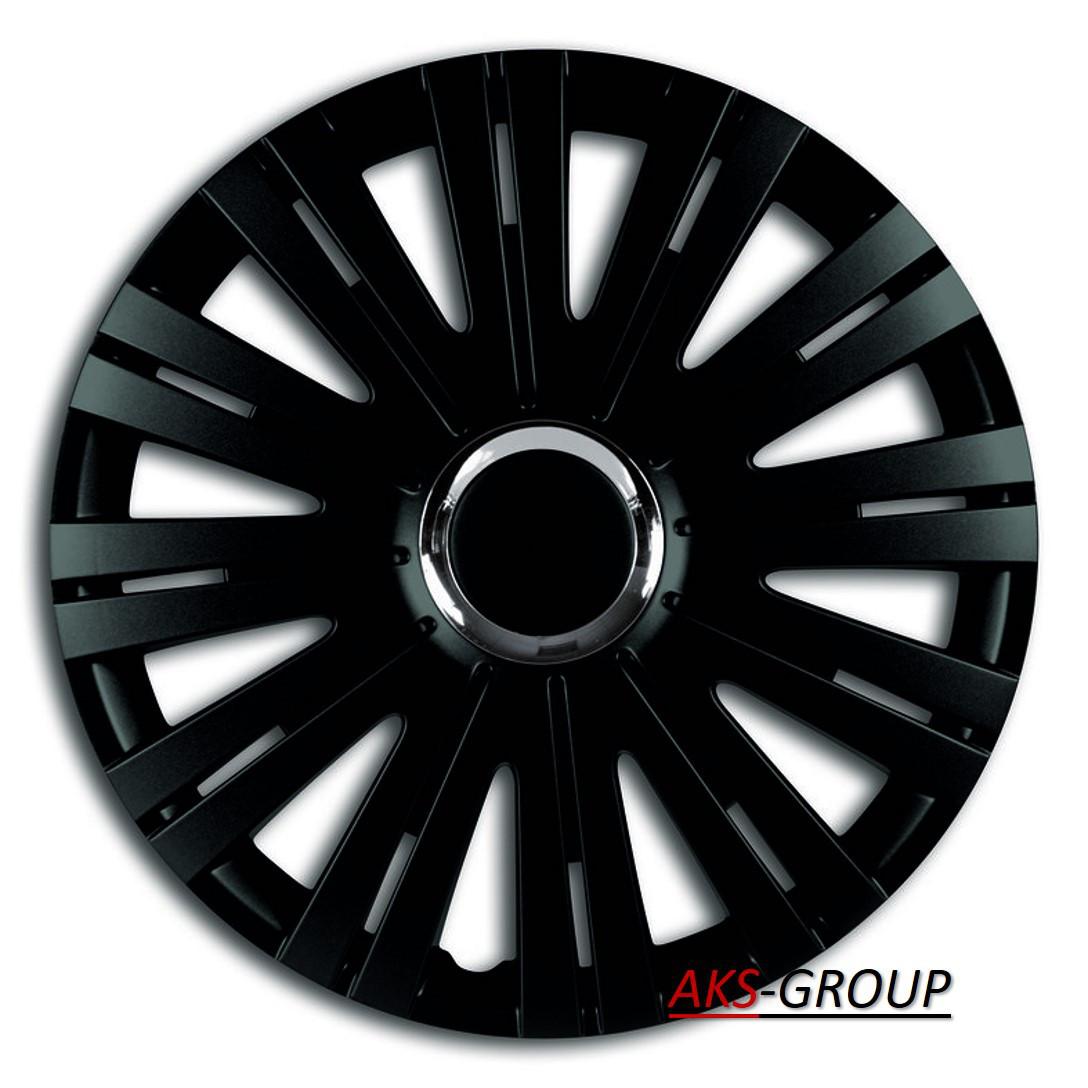 Колпаки R15  Versaco Active RC Black