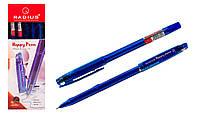 Ручка шариковая Happy Penn синяя 0.7 мм.Radius