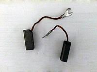 Щетки двигателя ЭГ4 10х12,5х32 к4-2 электрографитовые, электрощетки