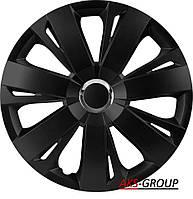 Колпаки R14  Versaco Energy RC Black