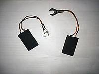 Щетки ЭГ8 5х20х32 к1-3 электрографитовые графитовые