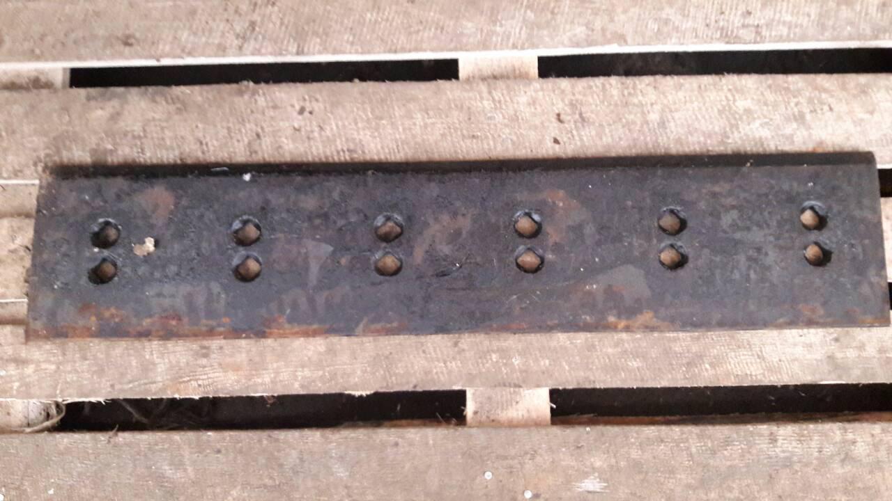 Нож отвала средний Т-130, Т-170 (70-52-13)