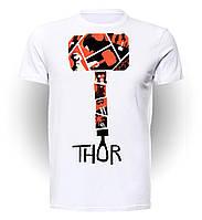 Футболка мужская GeekLand Тор Thor  Молот Тора art TH.01.003