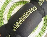 Одеяло-плед черный, плотность 180,  160х180 см., фото 3