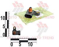 Датчик абсолютного давления DAEWOO/CHEVROLET LANOS/AVEO/AVEO II DOHC MAP сенсор. 25184081