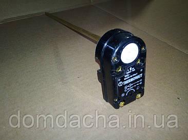 Терморегулятор механический TAS / 15А / 250V с термозащитой (для ТЭНов),  Thermowatt, Италия