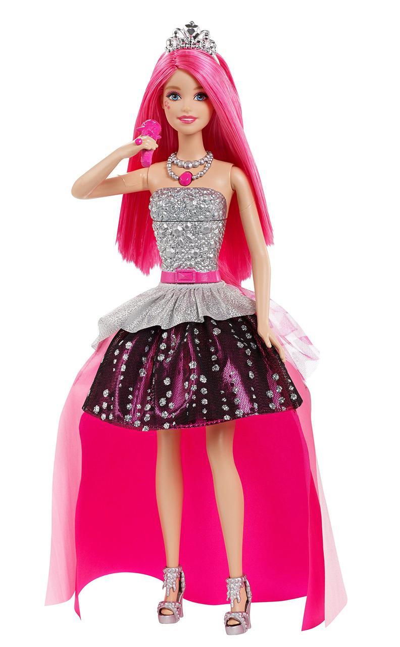 Кукла Поющая рок-принцесса Кортни, Barbie