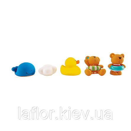 Игрушка для ванной комнаты - Teddy and Friends Squirts, фото 2
