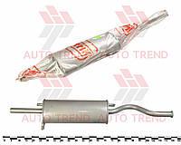 Глушитель основной ВАЗ 2108-2109 (закатной) тяжелый