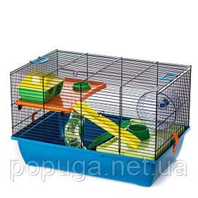 Клетка для грызунов, эмаль PINKY 2 InterZoo 50*33*33 см