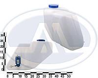 Бачок омывателя ВАЗ 2108-099, 2113-15, УАЗ, ем.5,2л, (1мотор+фильтр, без трубопровода)