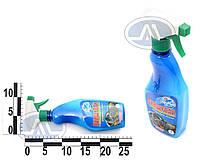 """Средство по уходу за резиной, винилом и пластмассой """"Океан"""" бутылка 0,45л с распылителем. 4,8200466705e+012"""