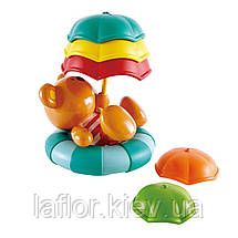 Игрушка для ванной комнаты - Teddy's Umbrella Stackers, фото 3