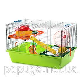 Клетка для грызунов, цинк PINKY 2 InterZoo 50*33*33 см