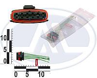 Колодка к электронной педали акселератора ВАЗ , с проводами. АХ-430