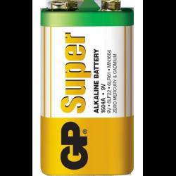 Батарейка GP super 6LF22 (1шт)