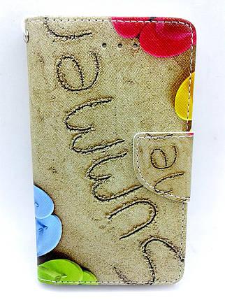 """Чехол-книжка 4you Art Print 3.5""""-4.0"""" Summer универсальная - Акционная Цена!, фото 2"""