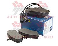 Колодки тормозные передние CHERY AMULET, TIGGO A11-3501080